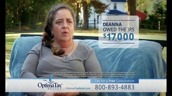 Optima Tax Relief TV Spot, 'Deanna's Success Story'
