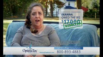 Optima Tax Relief TV Spot, 'Deanna's Success Story'