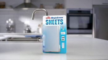 Mr. Clean Magic Eraser Sheets TV Spot, 'Struggling With Wipes' - Thumbnail 6
