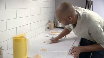 Mr. Clean Magic Eraser Sheets TV Spot, 'Struggling With Wipes' - Thumbnail 2