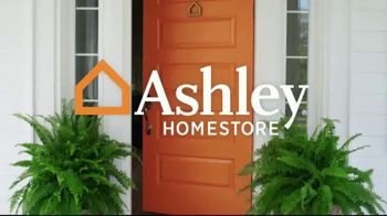 Ashley HomeStore Columbus Day Sale TV Spot, 'Discover Huge Savings' Song by Midnight Riot - Thumbnail 1