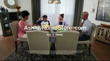 Ashley HomeStore Columbus Day Sale TV Spot, 'Discover Huge Savings' Song by Midnight Riot - Thumbnail 6