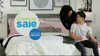 Ashley HomeStore Columbus Day Sale TV Spot, 'Discover Huge Savings' Song by Midnight Riot