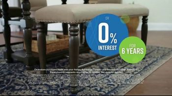 Ashley HomeStore Columbus Day Sale TV Spot, 'Discover Huge Savings' Song by Midnight Riot - Thumbnail 4