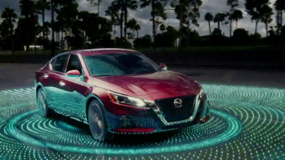 2020 Nissan Altima TV Commercial, 'Impossibly Smart' Song by Ciara [T1]