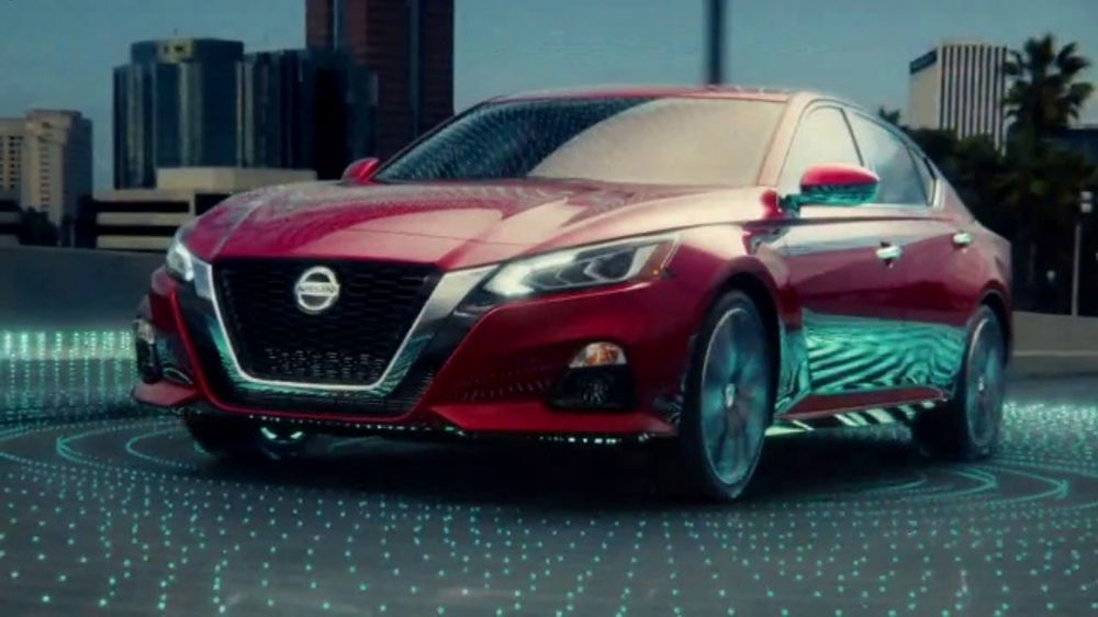 2020 Nissan Altima TV Commercial, 'Impossibly Smart' Song ...