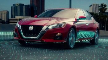 2020 Nissan Altima TV Spot, 'Impossibly Smart' Song by Ciara [T1] - Thumbnail 2