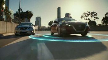 2020 Nissan Altima TV Spot, 'Impossibly Smart' Song by Ciara [T1] - Thumbnail 7