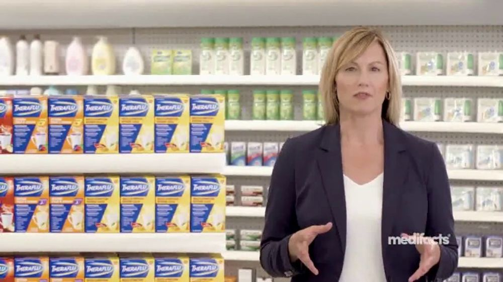 Theraflu Multi System Severe Cold Tv Commercial Medifacts Attacks Symptoms Fast Video
