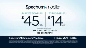 Spectrum Mobile TV Spot, 'Jones Family: Customize Your Plan' - Thumbnail 7