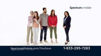 Spectrum Mobile TV Spot, 'Jones Family: Customize Your Plan'