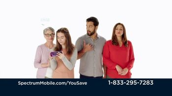 Spectrum Mobile TV Spot, 'Jones Family: Customize Your Plan' - Thumbnail 2