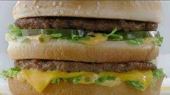 McDonald's Big Mac TV Spot, 'One in a Million' - Thumbnail 1