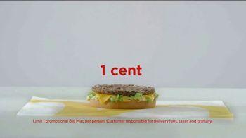 McDonald's Big Mac TV Spot, 'One in a Million' - Thumbnail 6
