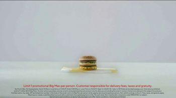 McDonald's Big Mac TV Spot, 'One in a Million' - Thumbnail 7