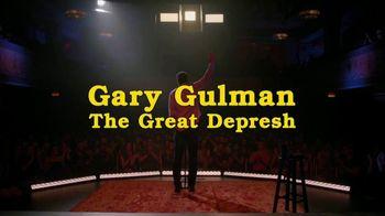 HBO TV Spot, 'Gary Gulman: The Great Depresh' - Thumbnail 10
