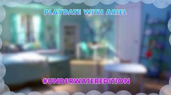 Disney Princess Playdate Ariel TV Spot, 'Katy's Castle' - Thumbnail 1
