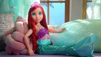 Disney Princess Playdate Ariel TV Spot, 'Katy's Castle'