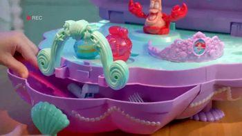 Disney Princess Playdate Ariel TV Spot, 'Katy's Castle' - Thumbnail 4