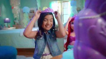 Disney Princess Playdate Ariel TV Spot, 'Katy's Castle' - Thumbnail 7
