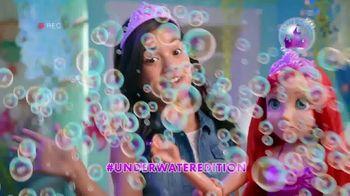 Disney Princess Playdate Ariel TV Spot, 'Katy's Castle' - Thumbnail 8