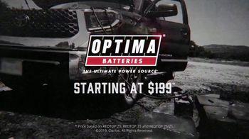 Optima Batteries REDTOP TV Spot, 'Ice & Fire' - Thumbnail 7
