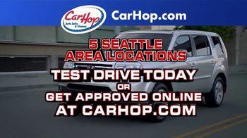 CarHop Auto Sales & Finance TV Spot, 'Couple Hundred Down' - Thumbnail 5