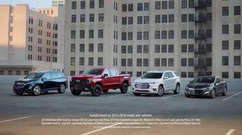 Chevrolet TV Spot, 'J.D. Power Dependability Awards: Real Presenters' [T1] - Thumbnail 9