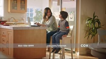 Cox Panoramic Wi-Fi TV Spot, 'All the Right Moves' - 1 commercial airings