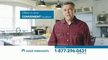 Kaiser Permanente Senior Advantage TV Spot, 'Your Choice: Medicare Annual Enrollment'