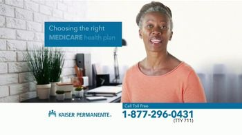 Kaiser Permanente Senior Advantage TV Spot, 'Your Choice: Medicare Annual Enrollment' - Thumbnail 4
