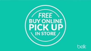 Belk Anniversary Sale TV Spot, 'Denim, Crown & Ivy and Free Pick Up' - Thumbnail 7