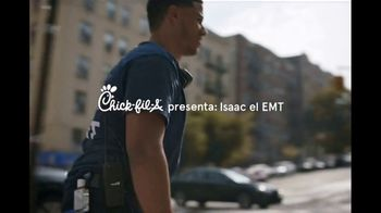 Chick-fil-A TV Spot, 'Issac el EMT' [Spanish]