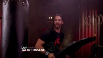 WWE Wrekkin' Performance Center TV Spot, 'How You Train' Featuring Seth Rollins - Thumbnail 3