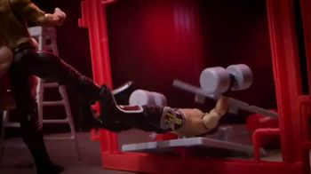 WWE Wrekkin' Performance Center TV Spot, 'How You Train' Featuring Seth Rollins - Thumbnail 5