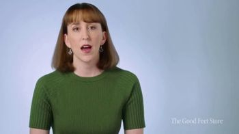 The Good Feet Store TV Spot, 'Jennifer' - Thumbnail 1