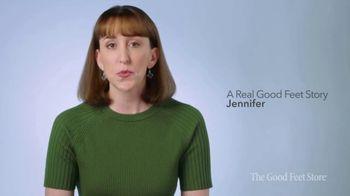 The Good Feet Store TV Spot, 'Jennifer' - Thumbnail 2