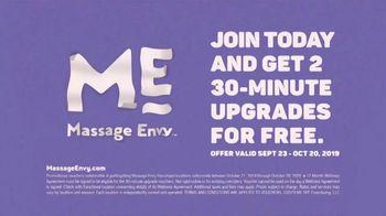 Massage Envy TV Spot, 'Regularity: Free 30-Minute Upgrades' - Thumbnail 7