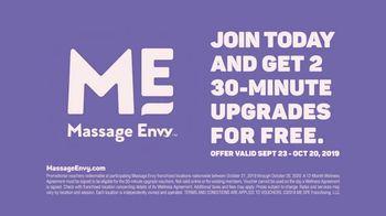 Massage Envy TV Spot, 'Regularity: Free 30-Minute Upgrades' - Thumbnail 8