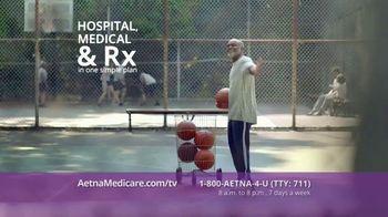Aetna Medicare Advantage Plans TV Spot, 'Hoops'
