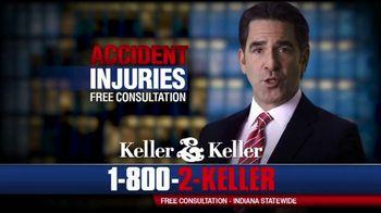 Keller & Keller TV Spot, 'Tell Them You Mean Business'
