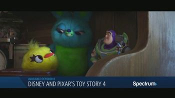 Spectrum On Demand TV Spot, 'Toy Story 4 & Spider-Man: Far From Home' - Thumbnail 3