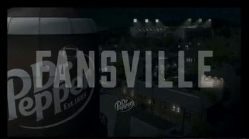 Dr Pepper TV Spot, 'Fansville: Ghost State' - Thumbnail 1