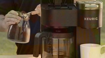 Keurig K-Duo TV Spot, 'Spinner' Featuring James Corden - Thumbnail 3