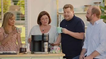Keurig K-Duo TV Spot, 'Spinner' Featuring James Corden - Thumbnail 6