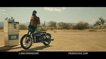 Progressive Motorcycle Insurance TV Spot, 'Motaur: Gasoline' - Thumbnail 8