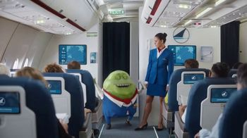 Mucinex 12 Hour TV Spot, 'Flight' - Thumbnail 2