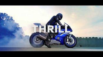2020 Yamaha R-Series TV Spot, 'Your World. R World.' - Thumbnail 3
