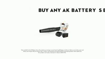 STIHL TV Spot, 'Real STIHL: AK Battery Set' - Thumbnail 7
