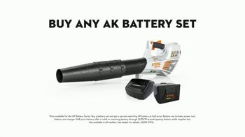 STIHL TV Spot, 'Real STIHL: AK Battery Set' - Thumbnail 8